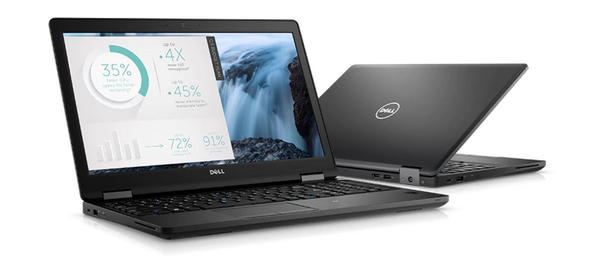 Dell Latitude 3580 jest to notebook, który posiada przekątną ekranu mierzącą 15 cali